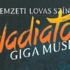 Gladiátor musical elevenedik meg a Siklósi vár kertjében