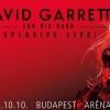 David Garrett koncert 2018-ban Budapesten - Jegyek az Expolsive Live koncertre itt!