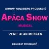 Apáca show musical országos turné 2018 - Jegyek és helyszínek itt!