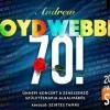 Andrew Lloyd Webber 70 - Születésnapi koncert az Arénában! Jegyek itt!