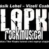 Klapka rockmusical Siófokon - Jegyek itt!