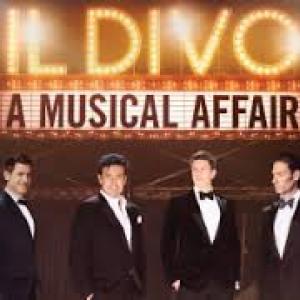 Il Divo koncertshow 2014-ben Bécsben! Jegyek a Musical Affair koncertshowra itt!