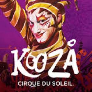 Kooza - a Cirque du Soleil új showja 2014-ben Bécsben - Videó és jegyek itt!