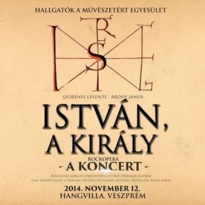 István a király koncert 2015 - Jegyek itt!