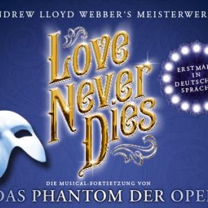 Love Never Dies musical koncert - Jegyek itt!