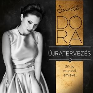 Újratervezés címmel jelent meg Szinetár Dóra új lemeze!