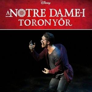 A Notre Dame-i toronyőr musical a Budapesti Operettszínházban - Jegyek itt!
