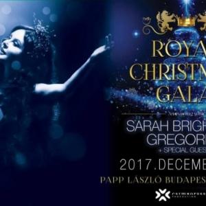 Sarah Brightman koncert 2017-ben Budapesten a Papp László Sportarénában - Jegyek itt!