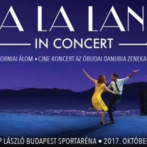 La La Land cine-koncert az Arénában! Nyerj 2 jegyet! Videó itt!