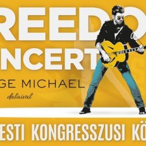 Freedom koncert George Michael dalaival Budapesten - Jegyek és felléők itt!
