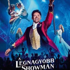 A legnagyobb showman a mozikban!