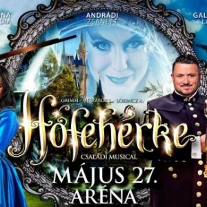 Hófehérke családi musical az Arénában Budapesten - Jegyvásárlás és szereplők itt!