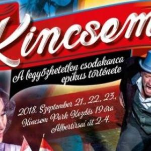 Pintér Tiboral érkezik a Kincsem musical! Jegyek itt