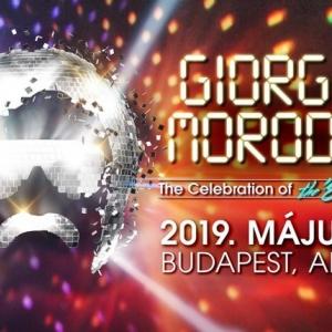 A Flashdanceből a What a Feeling dal szerzője Giorgio Moroder 2019-ben Budapesten ad koncertet!