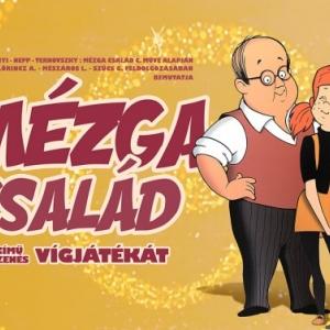 A Mézga család Székesfehérváron a Vörösmarty Színházban - Jegyek itt!
