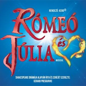 Rómeó és Júlia musical Budapesten 2021-ben a Papp László Sportarénában - Jegyek itt!