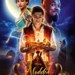 Aladdin élőszereplős film a mozikban! NYERJ 2 JEGYET!