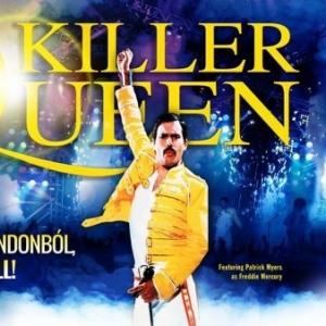 Killer Queen koncert 2019-ben Magyarországon - Jegyek és helyszínek itt!