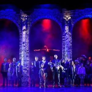 Valahol Európában musical a Városmajorban!