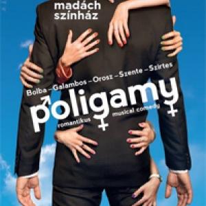Filmből musical - Poligamy a Madách Színházban! Jegyek, szereposztás és infók itt!