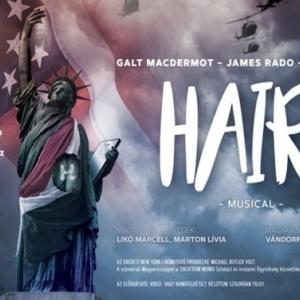 Hair musical turné 2020-ban! Jegyek és turné állomások itt!