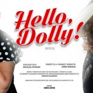 Ingyen látható a Hello Dolly musical!