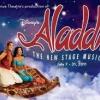 Aladdin musical a Broadway színpadán