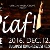 Piaf The Show Budapesten - Jegyek itt!