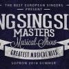 SingSingSing Masters Musical Show 2018-ban a Fertőrákosi Barlangszínházban - Jegyek itt!