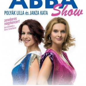 ABBA Show Janza Katával és Polyák Lillával 2021-ben Tatán - Jegyek itt!