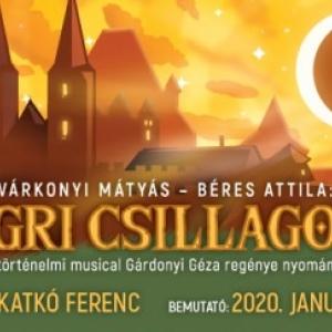 ONLINE látható az Egri csillagok musical! Nézd meg akár INGYEN!