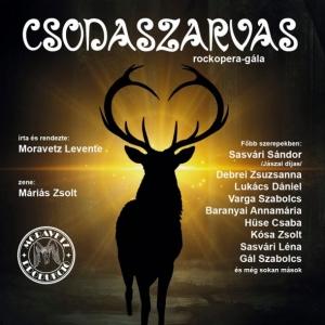 Csodaszarvas musical gála Orfűn - Jegyek itt!