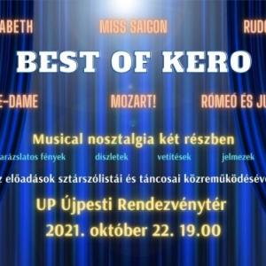 Best of KERO musical nosztalgia októberben! Jegyek itt!