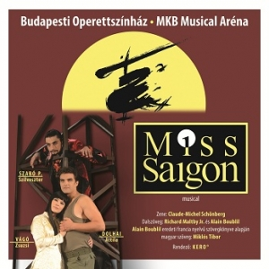 Miss Saigon musical CD jelent meg!