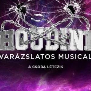Houdini musical a Mom Sport Rendezvényközpontban - Jegyek itt!
