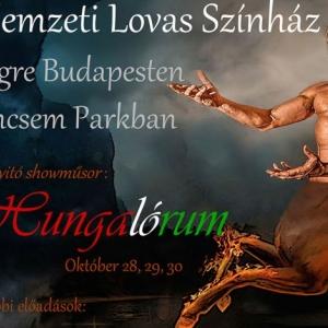 Lovas operett musical show a Kincsem Parkban - Jegyek a Hungalórum showra itt!