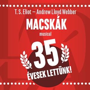 Macskák musical a Budapest Kongresszusi Központban! Jegyek itt!
