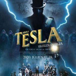 Tesla musical Budapesten 2020-tól - Jegyek itt!